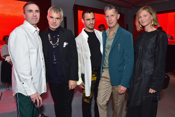 Jean-Georges d'Orazio Willy Vanderperre Prada Resort 2019 Fashion Show - Arrivals And Front Row