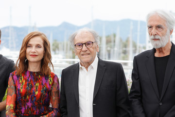 Jean-Louis Trintignant 'Happy End' Photocall - The 70th Annual Cannes Film Festival