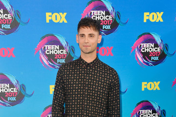 Jean-Luc Bilodeau Teen Choice Awards 2017 - Arrivals