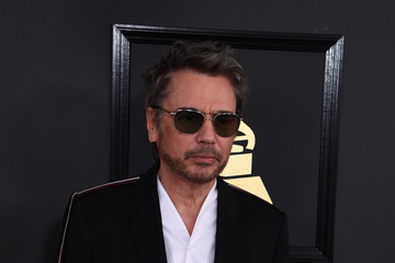 Jean Michel Jarre The 59th GRAMMY Awards - Arrivals