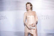 Eva Herzigova attends the Jean-Paul Gaultier 50th Birthday Cocktail and Party at Theatre du Chatelet on January 22, 2020 in Paris, France.