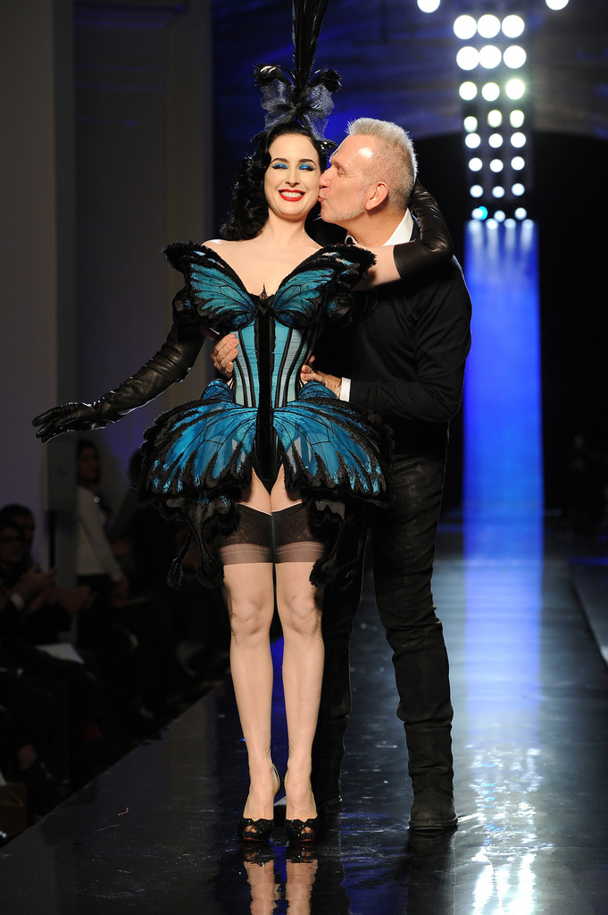 Jean Paul Gaultier : Runway - Paris Fashion Week - Haute Couture S/S 2014