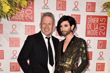 Jean Paul Gaultier Sidaction Gala Dinner in Paris