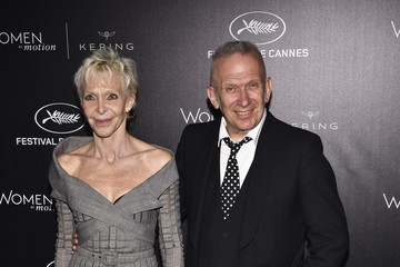 Jean Paul Gaultier Kering and Cannes Festival Official Dinner : Photocall at the 69th Cannes Film Festival