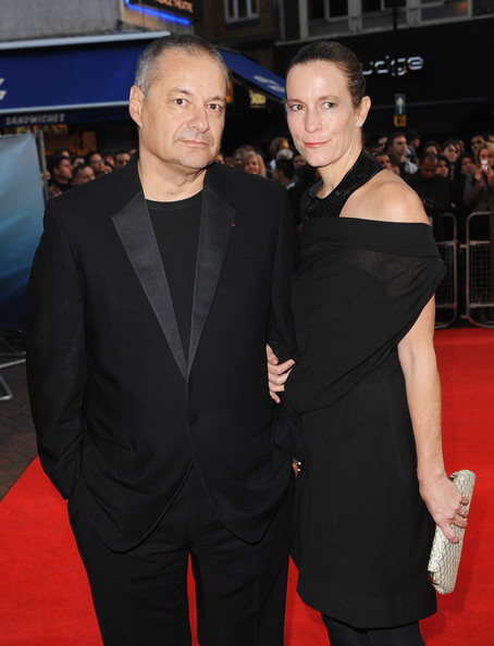 Jean-Pierre Jeunet with Wife Liza Sullivan