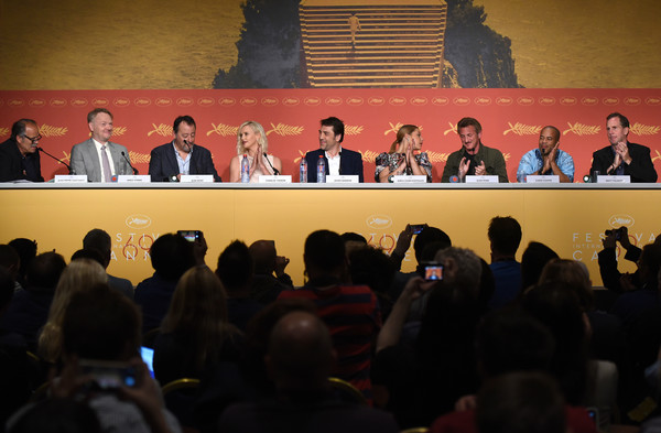 'The Last Face' Press Conference - The 69th Annual Cannes Film Festival