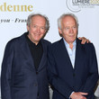 Jean-pierre Dardenne Tribute To The Brothers Jean-Pierre Dardenne And Luc Dardenne At The 12th Film Festival Lumiere In Lyon