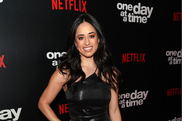 """Jeanine Mason Premiere Of Netflix's """"One Day At A Time"""" Season 3 - Red Carpet"""