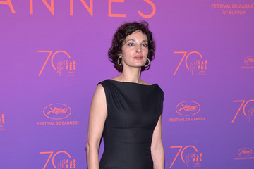 Jeanne Balibar Opening Gala Dinner Arrivals - The 70th Annual Cannes Film Festival