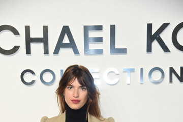 Jeanne Damas Michael Kors Collection Fall 2017 Runway Show - Front Row