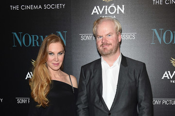 Jeannie Gaffigan The Cinema Society Hosts a Screening of Sony Pictures Classics' 'Norman' - Arrivals