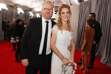Jeannie Gaffigan 60th Annual GRAMMY Awards - Red Carpet