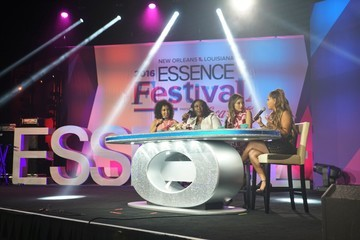 Jeannie Mai Loni Love The Real Takes The 2016 ESSENCE Festival - Day 2
