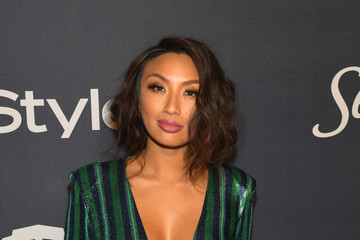 Jeannie Mai The 2020 InStyle And Warner Bros. 77th Annual Golden Globe Awards Post-Party - Red Carpet