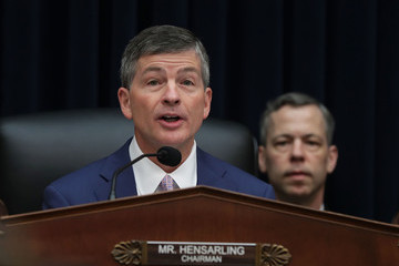 Jeb Hensarling Fed Reserve Chairwoman Janet Yellen Testifies to the House Committee on the Regulation of the Financial System