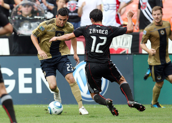 Philadelphia Union v D.C. United