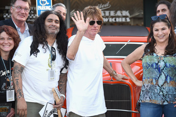 Jeff Beck Jeff Beck Greets Fans in Celebration of His New Book 'BECK01' at Mel's Diner
