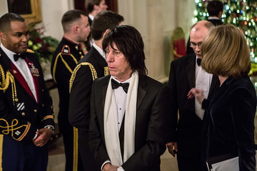 Jeff Beck President Obama Spends Sunday In Washington
