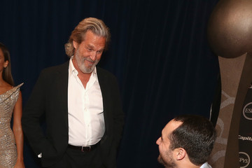 Jeff Bridges Backstage at the ESPYS