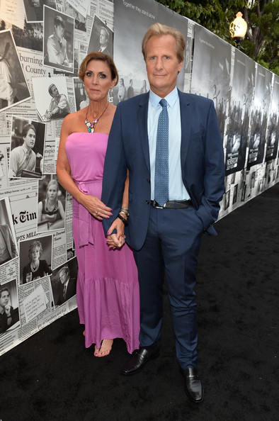 Jeff Daniels and Kathleen Treado Photos Photos - 'The ...