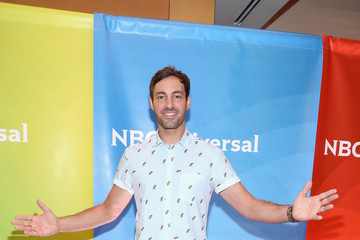 Jeff Dye NBC's 2015 New York Summer Press Day