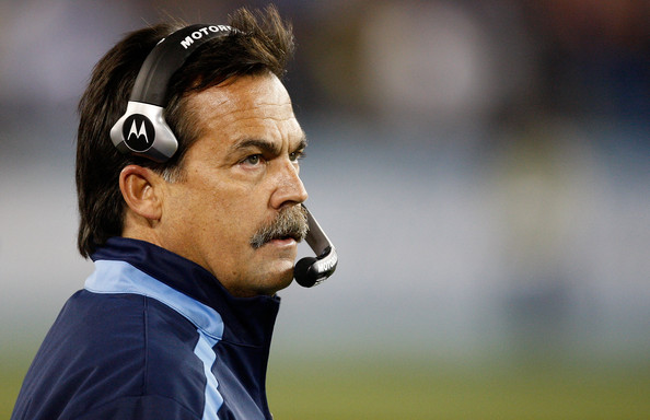 Jeff Fisher. Photo by Streeter Lecka/Getty Images