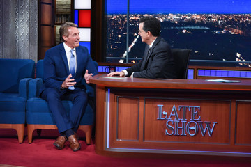 "Jeff Flake CBS's ""The Late Show with Stephen Colbert"" - Season Two"