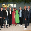 Jeff Frost Spectrum Originals And Sony Pictures Television Premiere 'L.A.'s Finest' In Los Angeles