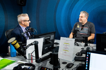 Jeff Garlin Jeff Garlin Visits The SiriusXM Hollywood Studio