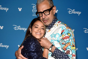 Jeff Goldblum Disney+ Showcase Presentation At D23 Expo Friday, August 23