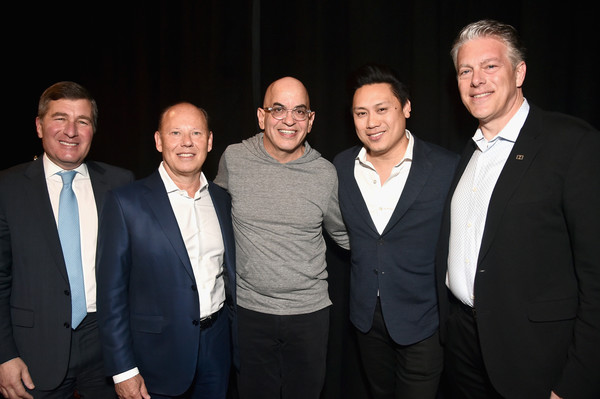 CinemaCon 2019 - The State Of The Industry: Past, Present And Future And STXfilms Presentation