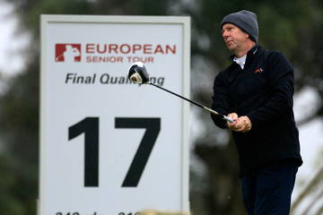 Jeff Hall European Senior Tour - Qualifying School Finals: Day Two