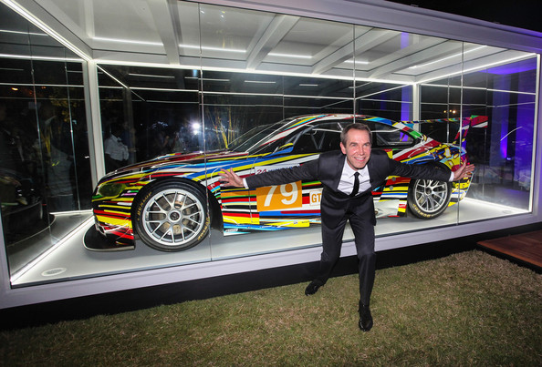 Jeff Koons Photos Photos Cars On Display At The ART Basel VIP - Car display