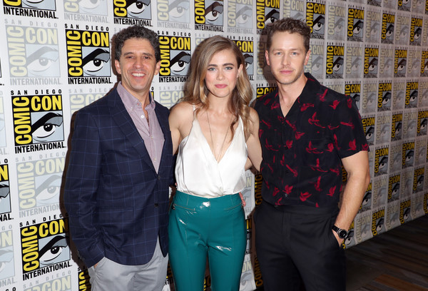 Comic-Con International 2018 - 'Manifest' Press Line