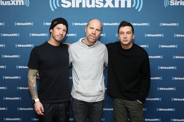 Jeff Regan Tyler Joseph SiriusXM's Town Hall With Twenty One Pilots
