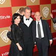 Jeff Robinov 14th Annual Warner Bros. And InStyle Golden Globe Awards After Party - Arrivals