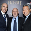 """Jeff Robinov """"The Hobbit: An Unexpected Journey"""" New York Premiere Benefiting AFI - Red Carpet And Introduction"""