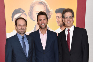 Jeff Skoll Jonathan King 'The Hundred-Foot Journey' Premieres in NYC