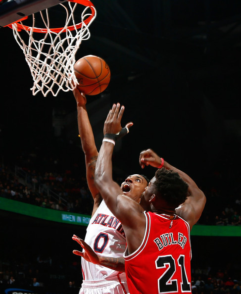 Teague helps Wolves top Bulls without Butler, 122-104