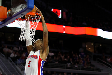 Jeff Teague Indiana Pacers v Detroit Pistons