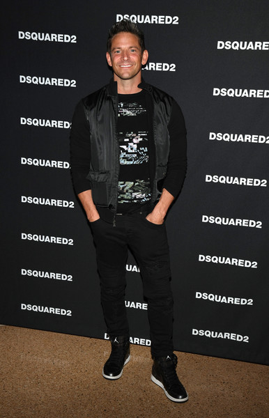 Dsquared2 Grand Opening Party In Las Vegas