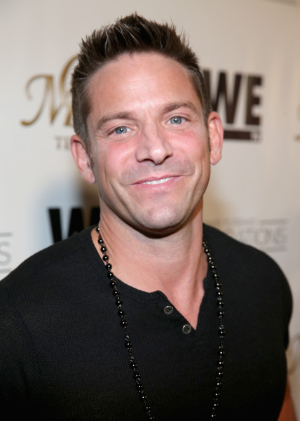 The Launch of WE tv's David Tutera CELEBrations And Casa Mexico Tequila [hair,face,hairstyle,forehead,eyebrow,chin,facial hair,smile,jaw,beard,casa mexico tequila,jeff timmons,california,hollywood,we tv,launch,david tutera celebrations,launch]