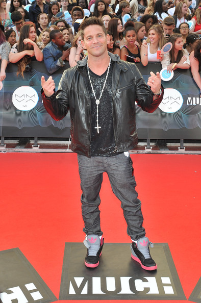 Jeff Timmons - Press Room at the MuchMusic Video Awards