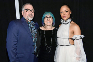 "Jeff VanderMeer Premiere Of Paramount Pictures' ""Annihilation"" - Red Carpet"