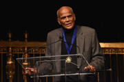 Musician Harry Belafonte receives The Lifetime Achievement Award onstage during the Jefferson Awards Foundation 2017 NYC National Ceremony at Gotham Hall on March 15, 2017 in New York City.