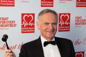 Jeffrey Archer British Heart Foundation: Roll Out the Red Ball
