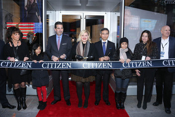 Jeffrey Cohen Citizen Watch Company Global Flagship Store Opening