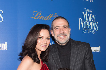 Jeffrey Dean Morgan The Cinema Society's Screening Of 'Mary Poppins Returns' Co-Hosted By Lindt Chocolate