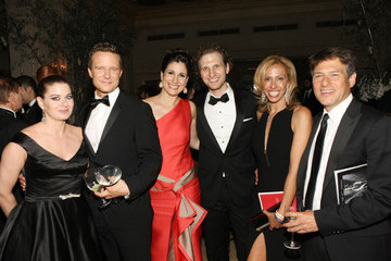 Jeffrey Kaplan Celebs at the Tony Awards Gala in NYC