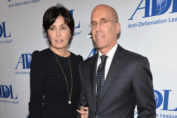 Jeffrey Katzenberg Arrivals at the Anti-Defamation League Awards Dinner